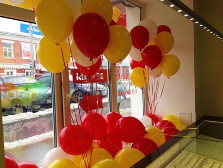 Украшение воздушными шарами Кунгур