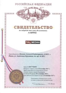 Патент РИЦ МЕДИА Пермь