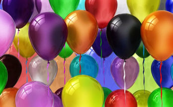 Заявка на оформление воздушными шарами