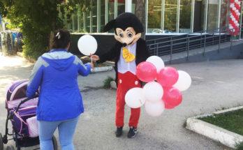 Прокат костюма Микки Мауса в Перми