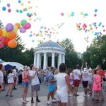 Площадка Парк Горького для рекламных мероприятий