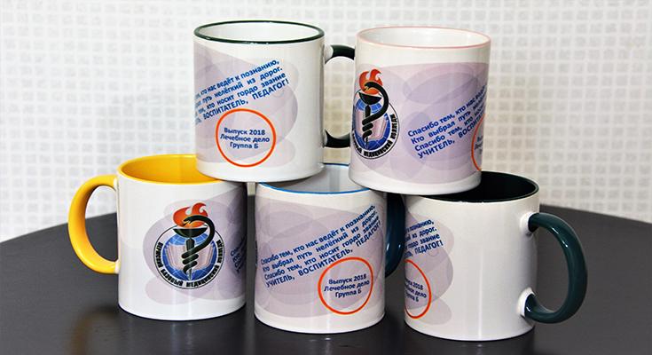Печать на кружках ПБМК