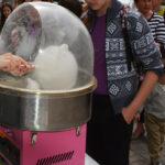Аппарат сладкой ваты в Перми — оборудование в прокат