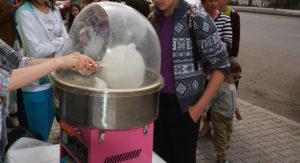 Аппарат сладкой ваты Пермь
