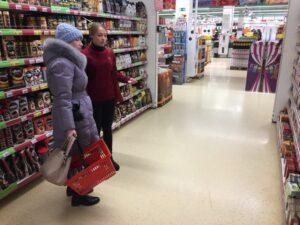 Консультант мотивирует на совершение покупки