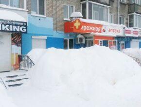 Уборка снега Березники