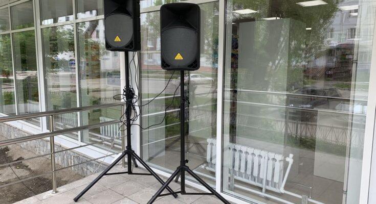 Прокат звукового оборудования в Перми
