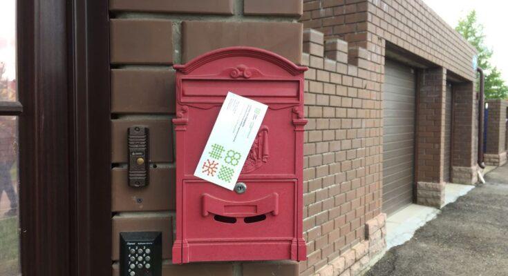 Почтовые ящики Перми