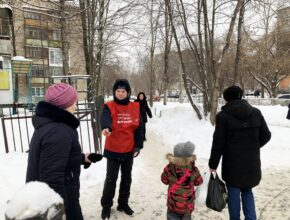 Промоакция такси Везёт в Перми