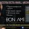Разработали макет рекламы салона красоты BON AMI