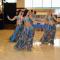 Провели мини-концерт на открытии Индийской выставки