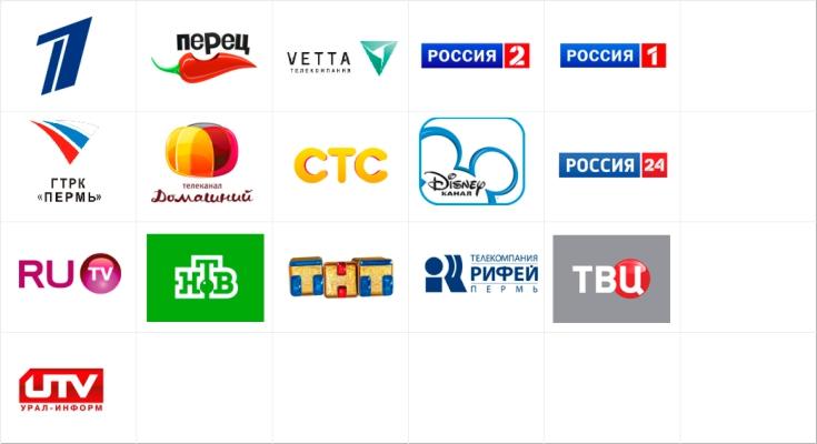 Реклама на ТВ Перми