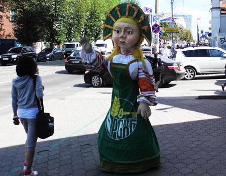 Ростовые куклы Пермь