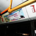 Предлагаем новый формат стикеров в транспорте Перми