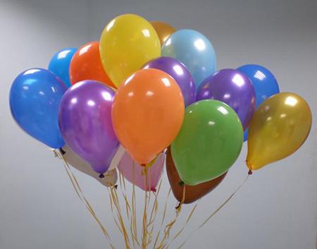 Недорого купить шары с гелием в Перми с доставкой