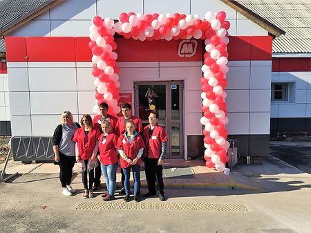 Открыли магазин Магнит в г. Верещагино