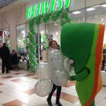 Праздничное открытие магазина BELWEST