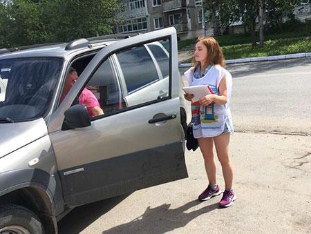 Анкетирование в г. Соликамск