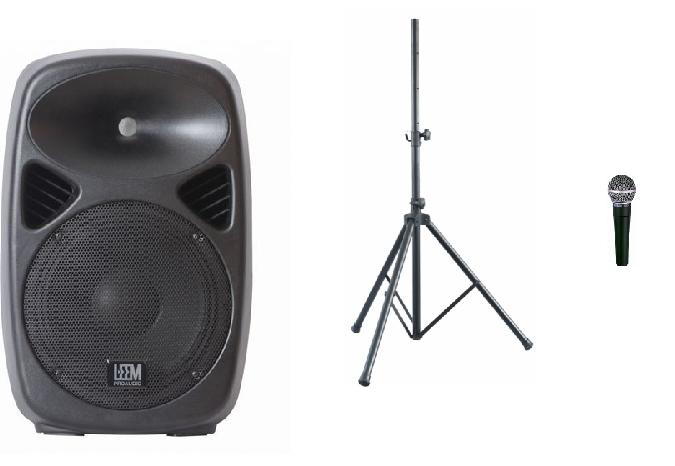 Звуковое оборудование Leem Spa 12